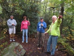The Stroupie Cabin - Jonas Ridge Fall 2014 006