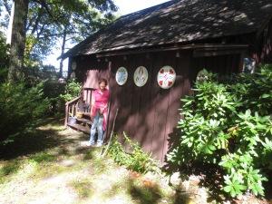 The Stroupie Cabin - Jonas Ridge Fall 2014 021